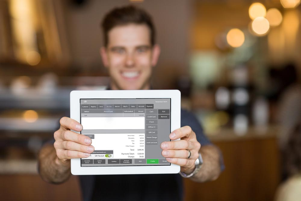 <b>Teamwork Retail</b><br /> A Powerful, Cloud-Based Point of Sale Software for the iPad